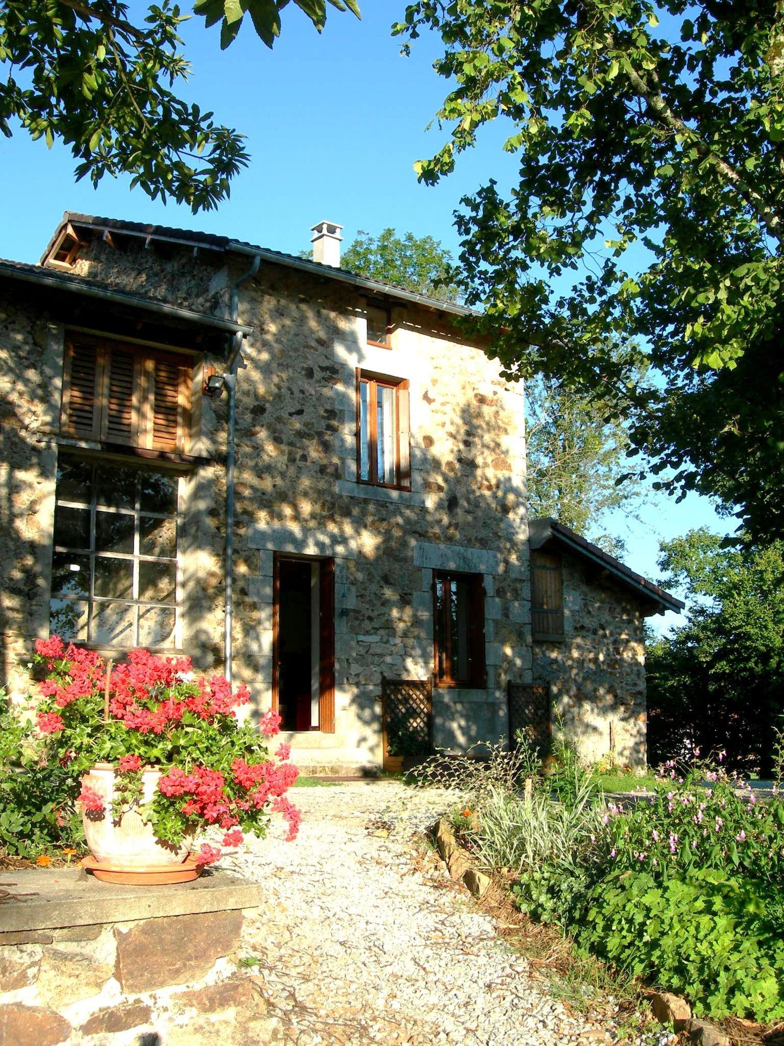 Location de gite en Limousin près de Limoges en Haute-Vienne